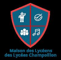 Logo maison des Lyéens